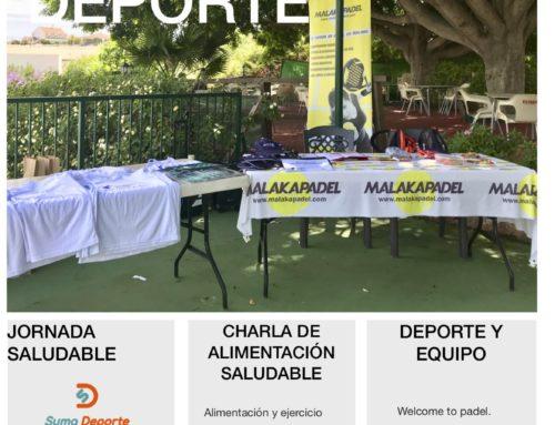 JORNADAS DE SALUD Y DEPORTE