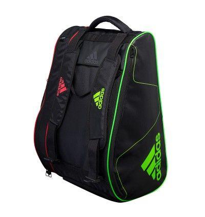 nuevo producto mejor precio buscar ADIDAS PALETERO TOUR RED/GREEN - MALAKAPADEL